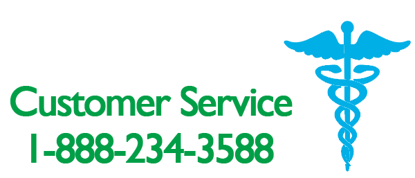 Customer Service: 1-888-234-3588
